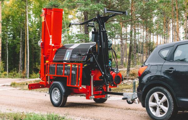 JAPA 365 PRO ROAD Vorführmaschine